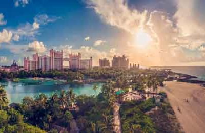 Atlantis Beach Holiday Resort in The Bahamas